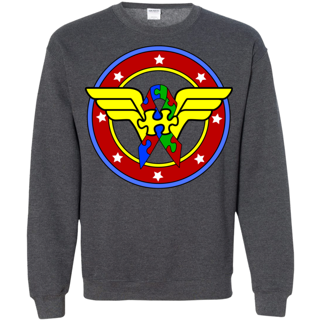 Wonder Woman - Crewneck Sweatshirt