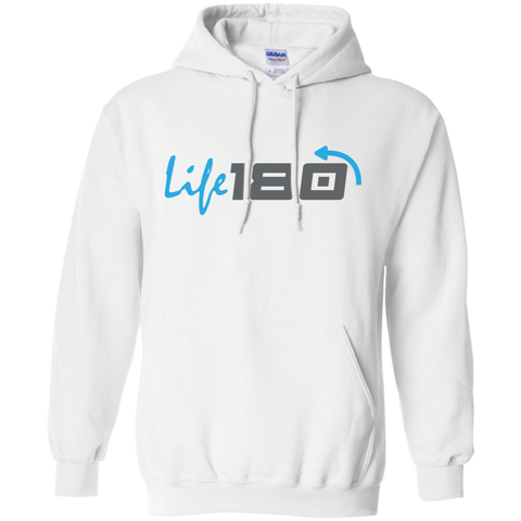 Image of Life180 Pullover Hoodie