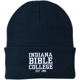 IBC - Clean Text - Knit Cap - Kick Merch - 6
