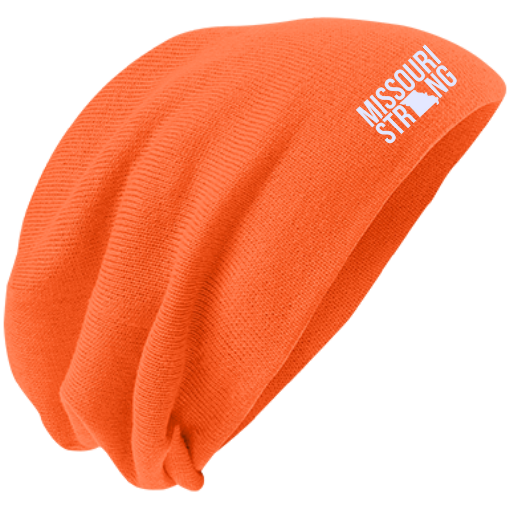 MO Strong - Slouch Beanie - Kick Merch - 6