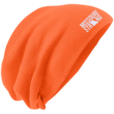 Image of MO Strong - Slouch Beanie - Kick Merch - 6