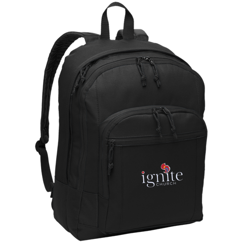Image of IGNITE church - Backpack - Kick Merch - 1