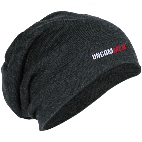 Image of UNCOMMEN Logo - Slouch Beanie