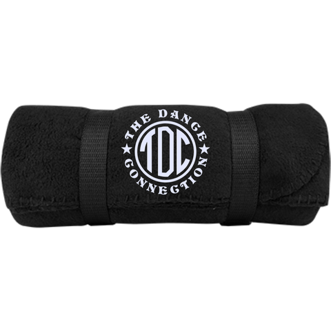 TDC - Fleece Blanket with Strap