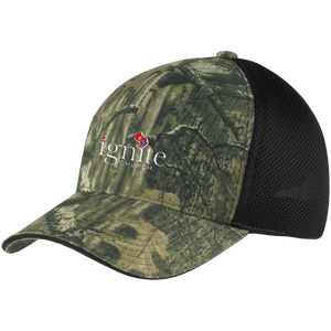 IGNITE Church - Camo Cap with Mesh