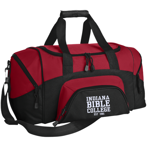 Small Colorblock Sport Duffel Bag - Kick Merch - 9