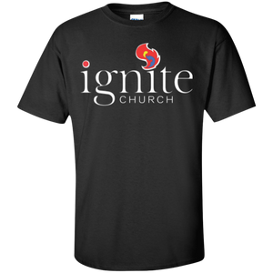 IGNITE church - Cotton T-Shirt - Kick Merch - 1