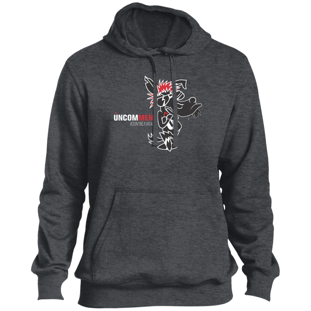 UNCOMMEN Don't Be A Jack - Tall Pullover Hoodie