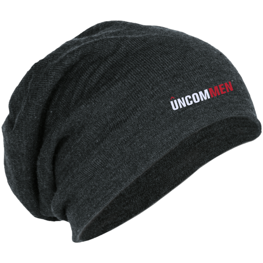 UNCOMMEN Logo - Slouch Beanie