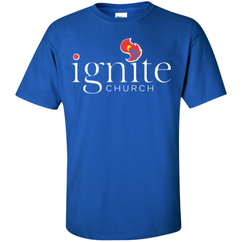 Image of IGNITE church - Cotton T-Shirt - Kick Merch - 3