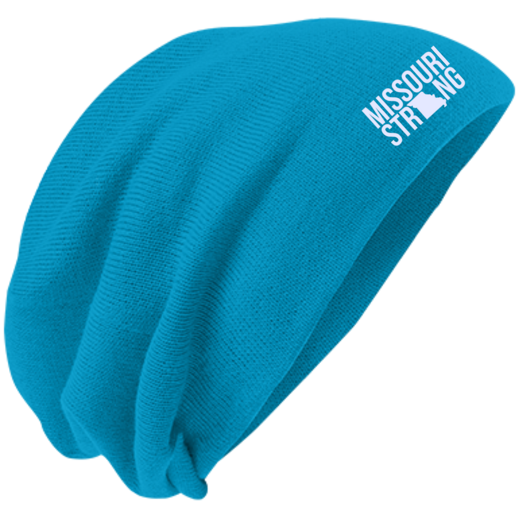 MO Strong - Slouch Beanie - Kick Merch - 5