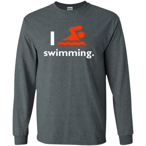 Image of I Love Swimming