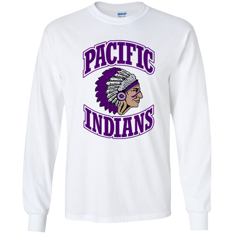 Pacific Indians Sports Club - LS Ultra Cotton T-Shirt