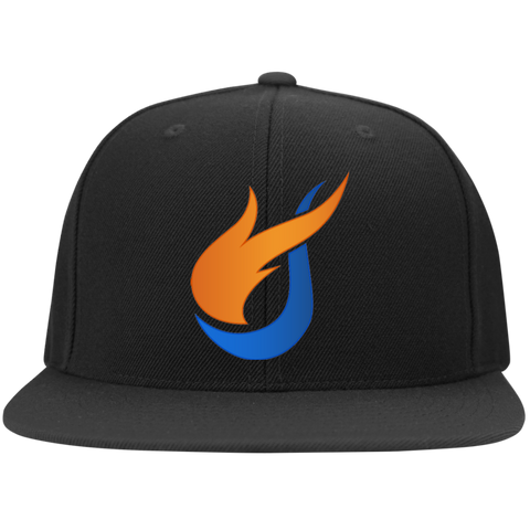 The Pentecostals Of Cooper City - Flat Bill Twill Flexfit Cap