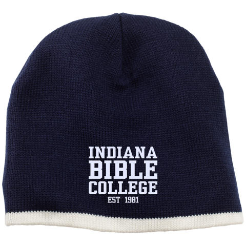Image of IBC - Clean Text -Beanie - Kick Merch - 3