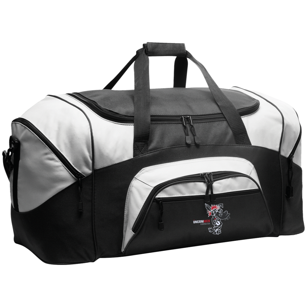 UNCOMMEN Don't Be A Jack - Colorblock Sport Duffel