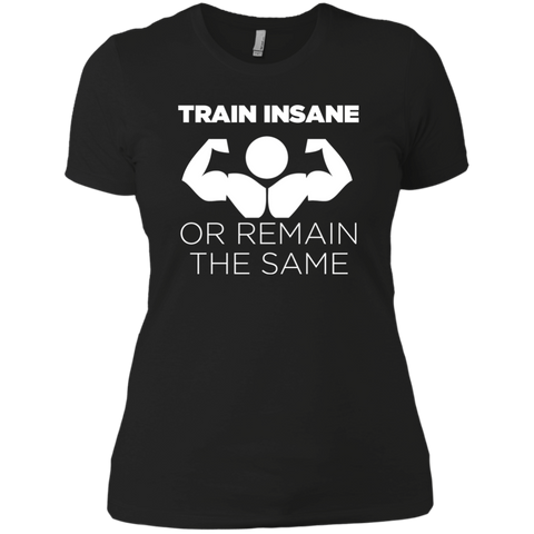 Image of Train  Insane Or Remain The Same