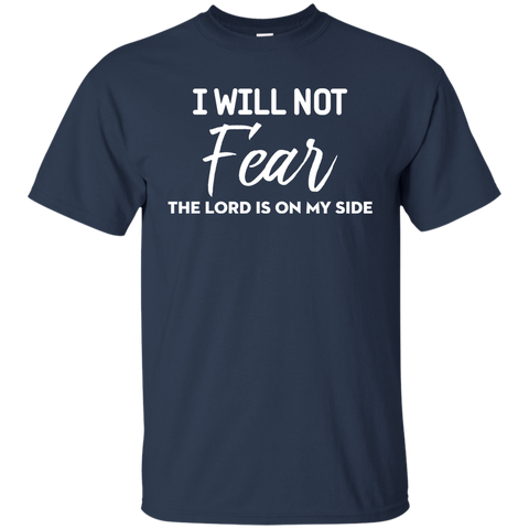 Image of I Will Not Fear The Lord Is On My Side