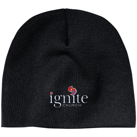 Image of IGNITE church - Beanie - Kick Merch - 1