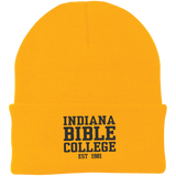 IBC - Clean Text - Knit Cap - Kick Merch - 21
