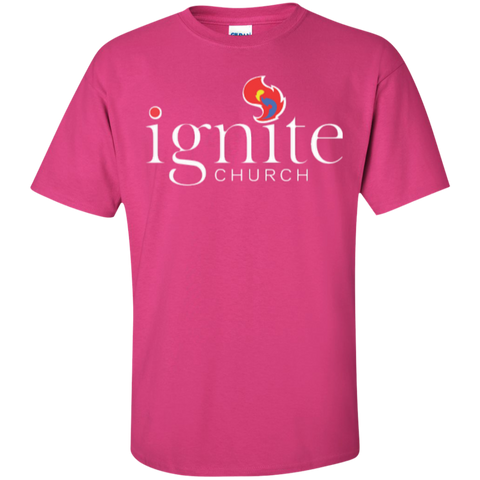 Image of IGNITE church - Cotton T-Shirt - Kick Merch - 6