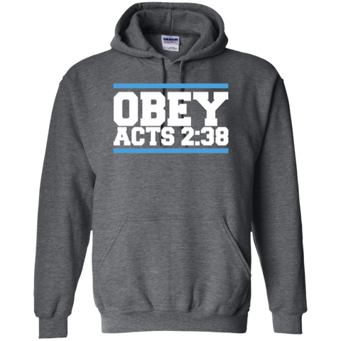 Image of Obey Acts 2:38 - Pullover Hoodie - Kick Merch - 2