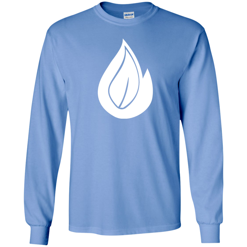 LIFE Church LS Ultra Cotton Tshirt