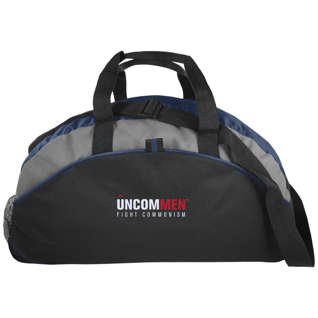 UNCOMMEN Fight Commonism - Medium Unstructured Overnight Bag