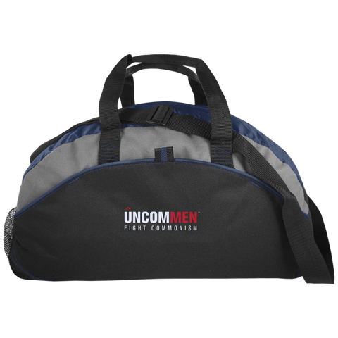 Image of UNCOMMEN Fight Commonism - Medium Unstructured Overnight Bag