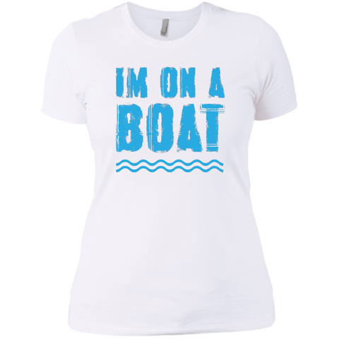Image of I'm On A Boat