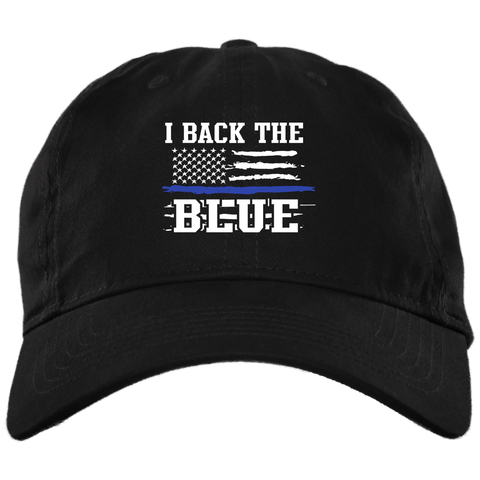 I Back The Blue HATS