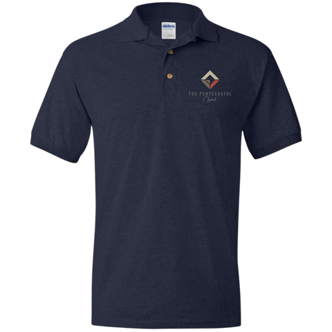 Image of The Pentecostal Church Polo Shirts