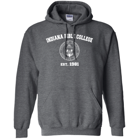 Image of IBC - Pullover Hoodie - Vintage Design - Kick Merch - 3