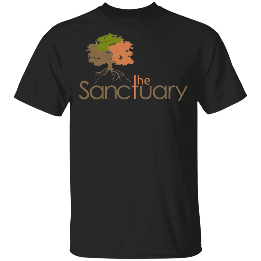 The Sanctuary - Youth Basic T-Shirt