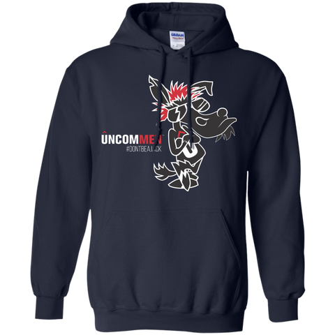 Image of UNCOMMEN - Don't Be A Jack Pullover Hoodie