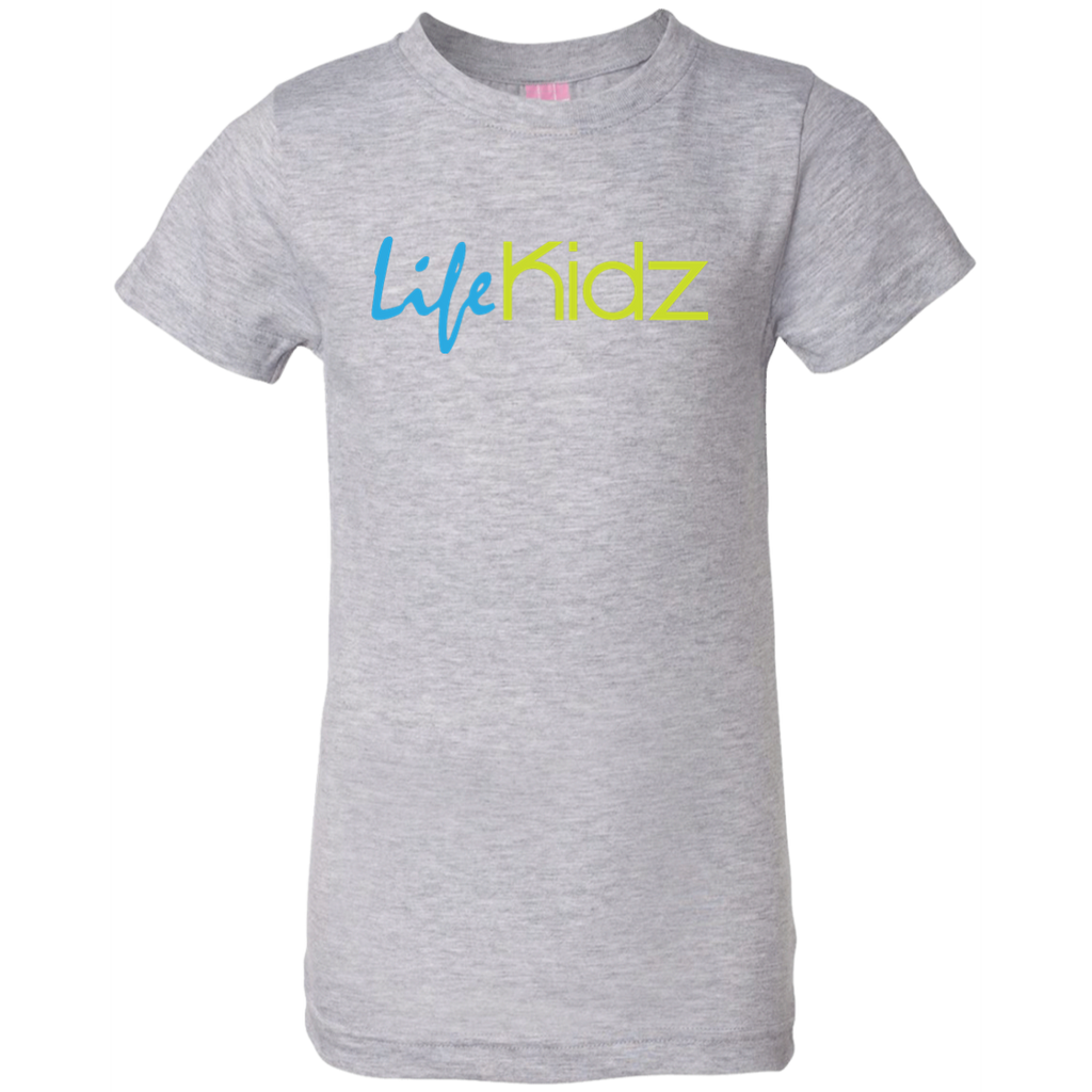 LIFE Kidz Girls Jersey T-Shirt
