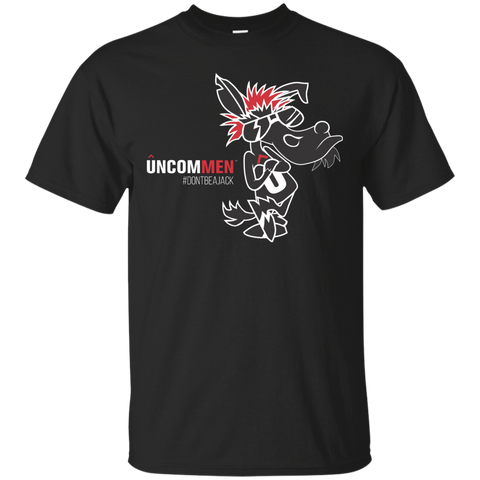 Image of UNCOMMEN Don't Be A Jack - Ultra Cotton T-Shirt