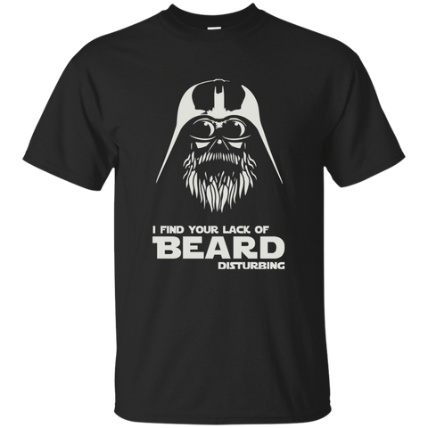 Image of I Find Your Lack Of Beard Disturbing
