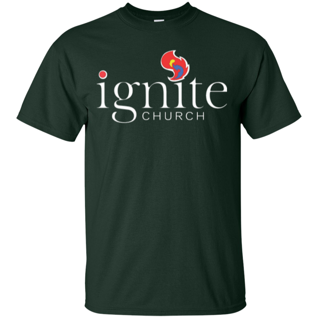 IGNITE church - Cotton T-Shirt - Kick Merch - 4