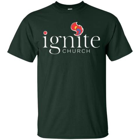 Image of IGNITE church - Cotton T-Shirt - Kick Merch - 4