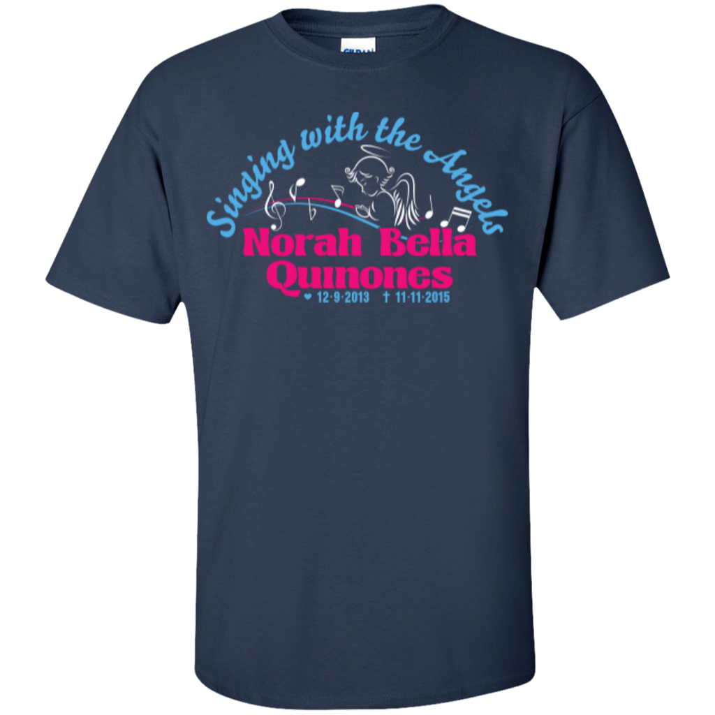 Norah -  Cotton T-Shirt - Kick Merch - 3
