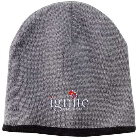 Image of IGNITE church - Beanie - Kick Merch - 4