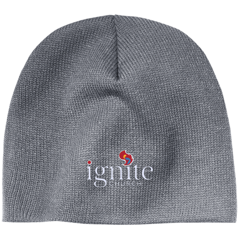 Image of IGNITE church - Beanie - Kick Merch - 2
