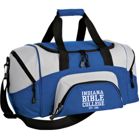 Image of Small Colorblock Sport Duffel Bag - Kick Merch - 6