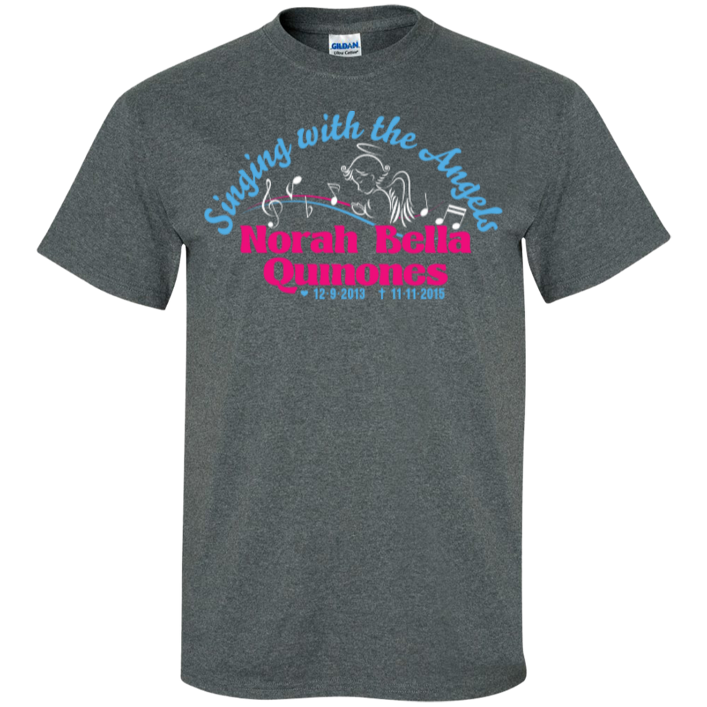 Norah -  Cotton T-Shirt - Kick Merch - 7