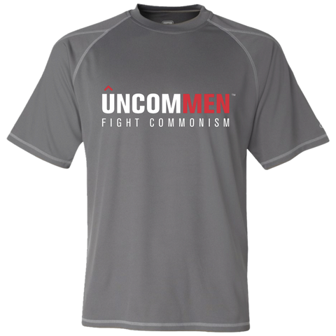 Image of UNCOMMEN Fight Commonism - Champion Athletic Dri-Fit T Shirt