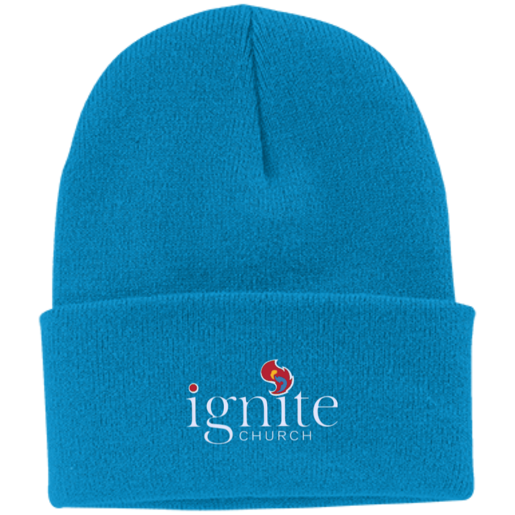 IGNITE church - Knit Cap - Kick Merch - 10