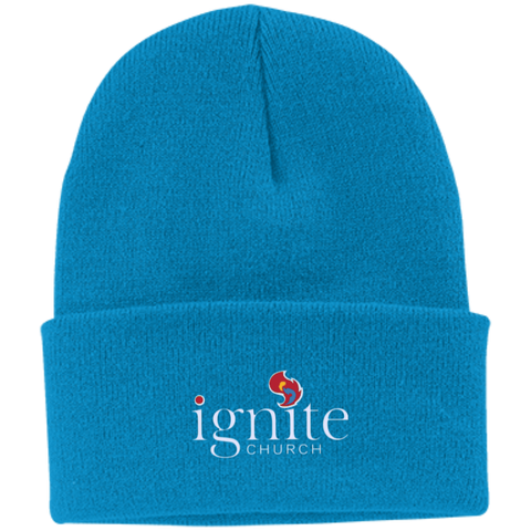 Image of IGNITE church - Knit Cap - Kick Merch - 10