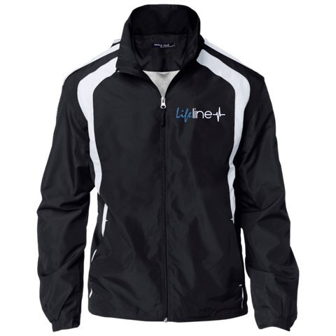 Image of LIFE Line Personalized Jersey-Lined Jacket