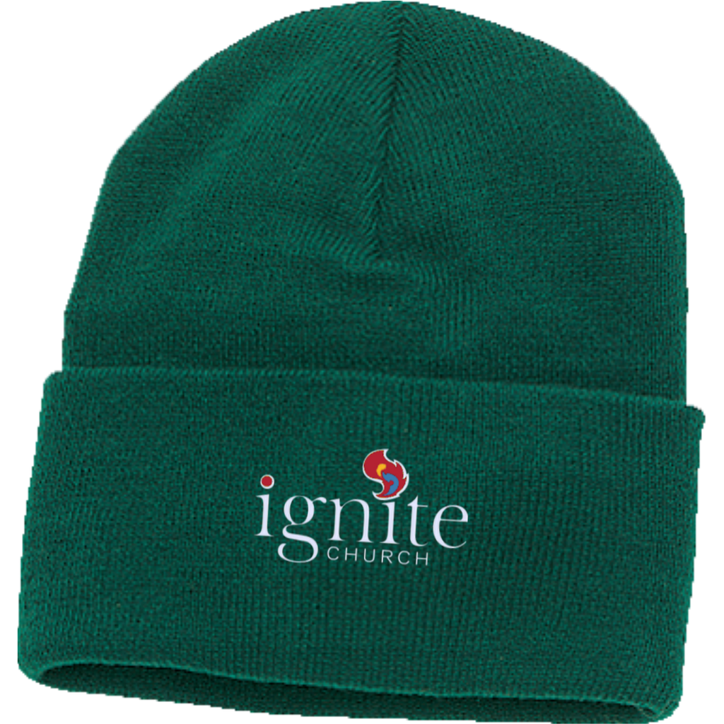 IGNITE church - Knit Cap - Kick Merch - 3